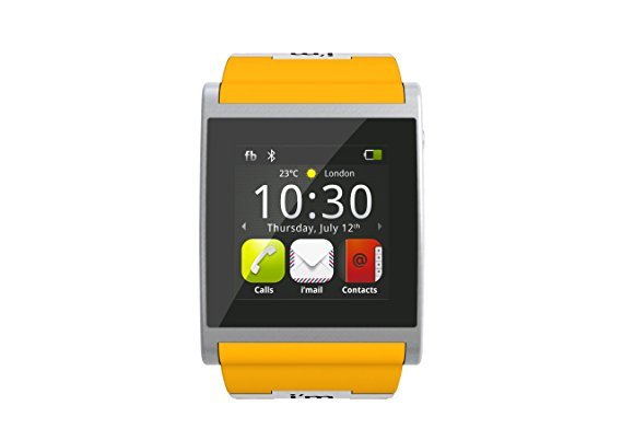 I M Watch Smartwatch gelb