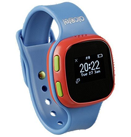 Alcatel Move Time SW10 blau-rot