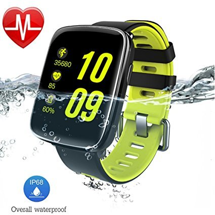 Asialong IP68 Wasserdicht Smartwatch