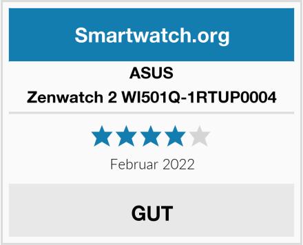 ASUS Zenwatch 2 WI501Q-1RTUP0004 Test