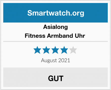 Asialong Fitness Armband Uhr  Test