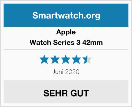 Apple Watch Series 3 42mm Test
