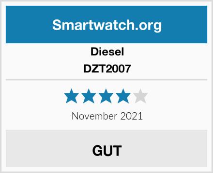 Diesel DZT2007 Test