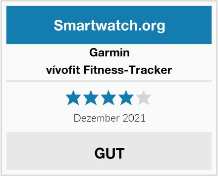 Garmin vívofit Fitness-Tracker Test