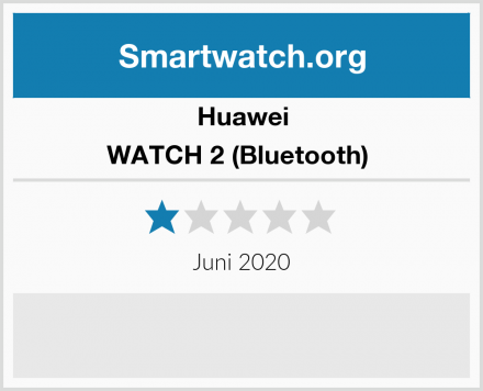 Huawei WATCH 2 (Bluetooth)  Test