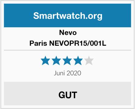 Nevo Paris NEVOPR15/001L Test