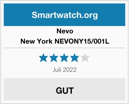 Nevo New York NEVONY15/001L Test