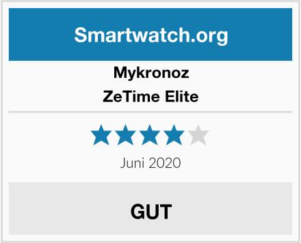 Mykronoz ZeTime Elite Test