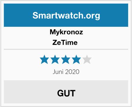 Mykronoz ZeTime  Test