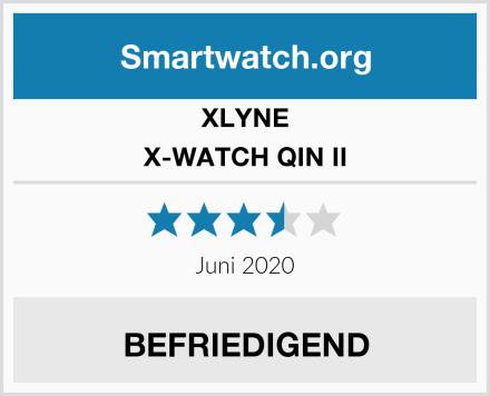 XLYNE X-WATCH QIN II Test