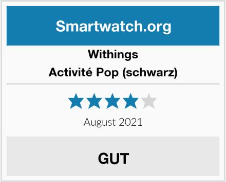 Withings Activité Pop (schwarz) Test