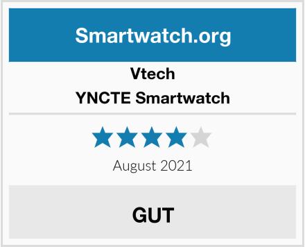 Vtech YNCTE Smartwatch Test