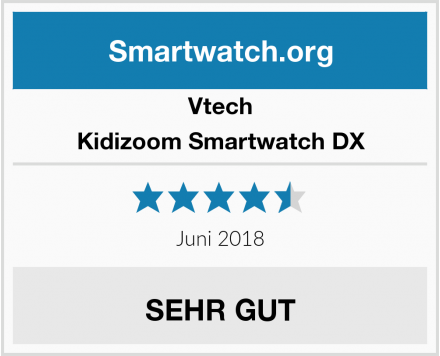 Vtech Kidizoom Smartwatch DX Test