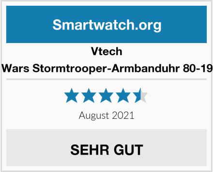 Vtech Star Wars Stormtrooper-Armbanduhr 80-194224 Test