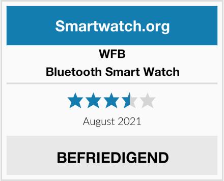 WFB Bluetooth Smart Watch Test
