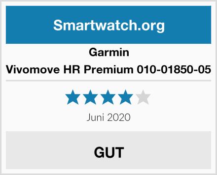 Garmin Vivomove HR Premium 010-01850-05 Test