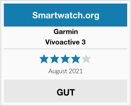 Garmin Vívoactive 3 Test