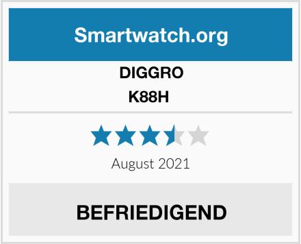 DIGGRO K88H  Test