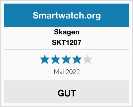 Skagen SKT1207 Test