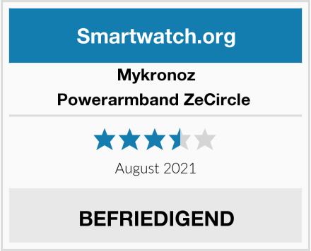 Mykronoz Powerarmband ZeCircle  Test