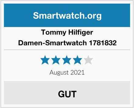 Tommy Hilfiger Damen-Smartwatch 1781832 Test