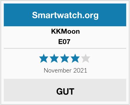 KKMoon E07  Test