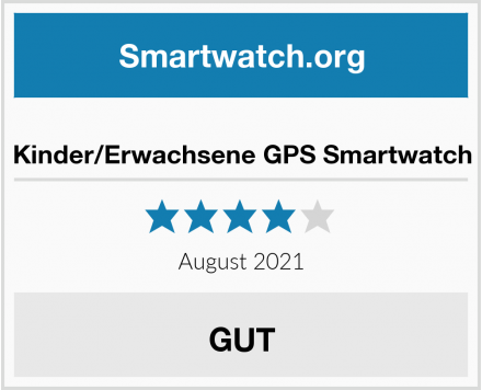 No Name Kinder/Erwachsene GPS Smartwatch Test
