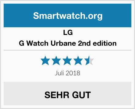 LG G Watch Urbane 2nd edition Test