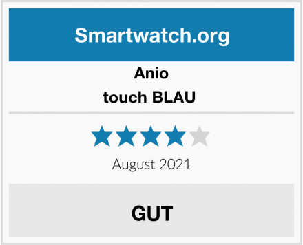 Anio touch BLAU  Test