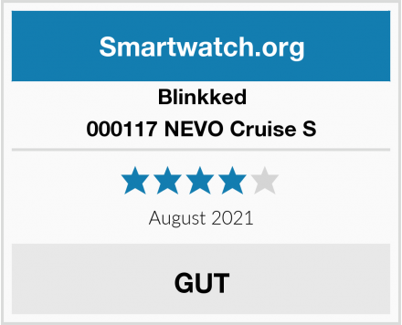 Blinkked 000117 NEVO Cruise S Test