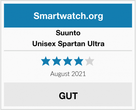 Suunto Unisex Spartan Ultra Test
