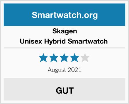 Skagen Unisex Hybrid Smartwatch  Test