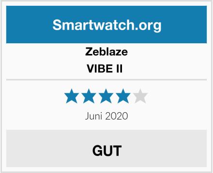Zeblaze VIBE II  Test