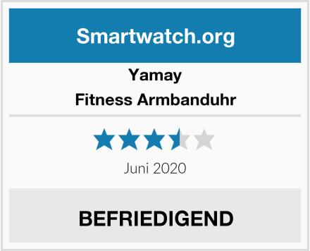Yamay Fitness Armbanduhr Test