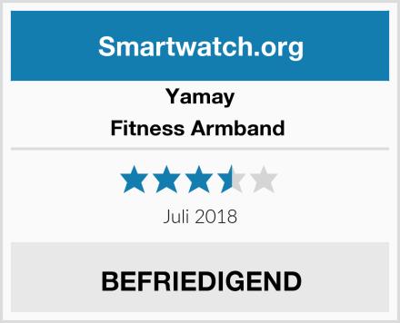 Yamay Fitness Armband  Test