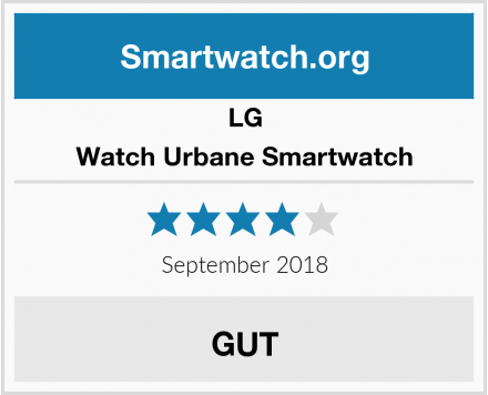 LG Watch Urbane Smartwatch Test