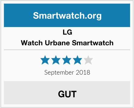 LG Watch Urbane Smartwatch Test