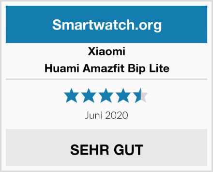 Xiaomi Huami Amazfit Bip Lite Test