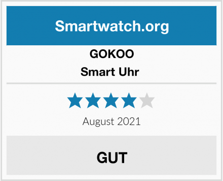 GOKOO Smart Uhr  Test