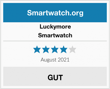 Luckymore Smartwatch Test