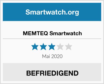 MEMTEQ Smartwatch Test