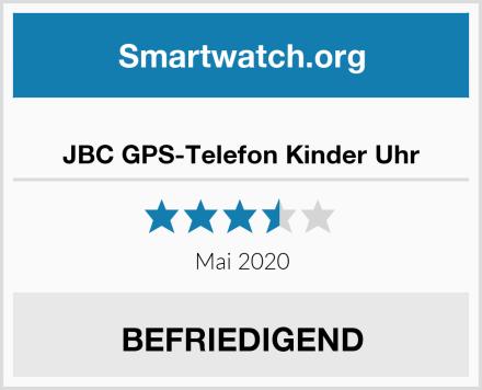 JBC GPS-Telefon Kinder Uhr Test