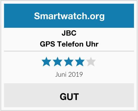 JBC GPS Telefon Uhr Test