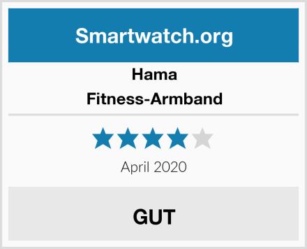Hama Fitness-Armband Test