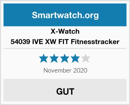 X-Watch 54039 IVE XW FIT Fitnesstracker Test