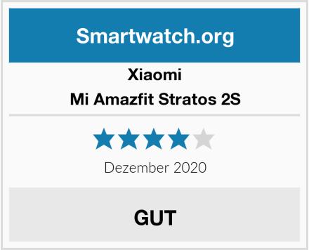 Xiaomi Mi Amazfit Stratos 2S Test