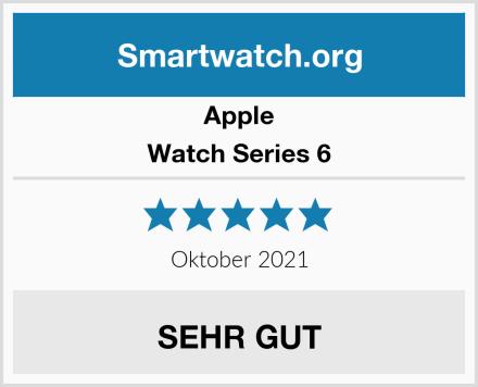 Apple Watch Series 6 Test