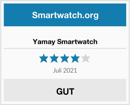 Yamay Smartwatch Test