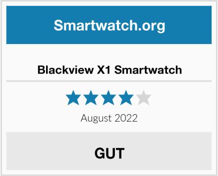 Blackview X1 Smartwatch Test