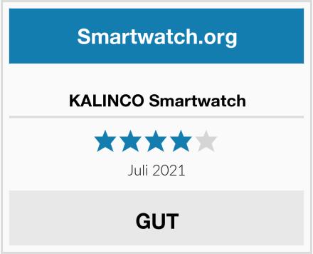 KALINCO Smartwatch Test